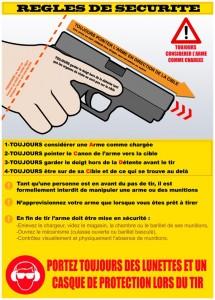 4 règles de sécurité avec les armes